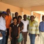 Compassion Staff at Hope Centre, Elmina, Ghana