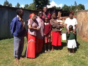 With Pastor Yemi and Andrew Adeleke of RCCG  London in Nairobi Kenya